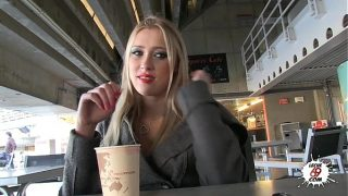 LECHE sixty-nine Sexy Russian Blonde teenage