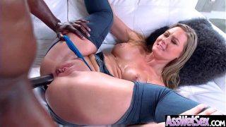 (Addison Lee) Big Curvy Butt doll love On webcam Deep rectal orgy flick-01